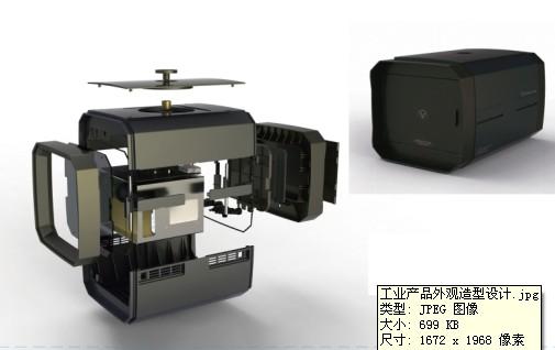 仪器仪表外观设计